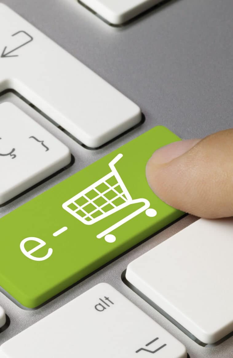 E-commerce Web PIxelia